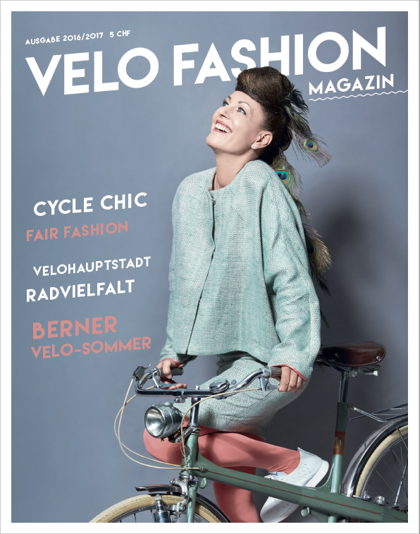 cover Velo Fashion Magazin 2016
